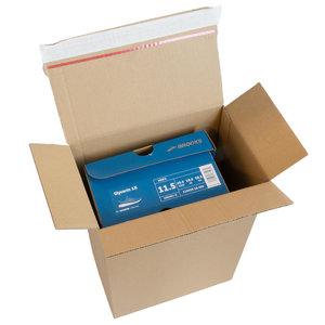 Levering uit voorraad Autolock dozen 250x150x360mm