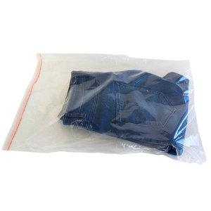 Levering uit voorraad 100x kledingzakken transparant XXL