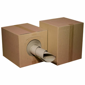 Levering uit voorraad Opvulmateriaal Papier Box XXL 90 grs