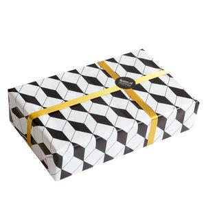 Levertijd ca. 4 weken Inpakpapier bedrukken 37,5x50cm 90 grams