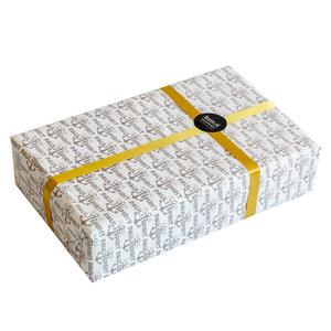 Levertijd ca. 4 weken Inpakpapier bedrukken 50x75cm 90 grams