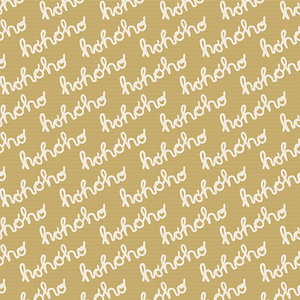 Levertijd ca. 5 werkdagen Inpakpapier Hohoho Wit 50cm x 250mtr