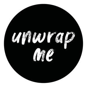 Levering uit voorraad 500x sticker 'Unwrap Me' 50mm