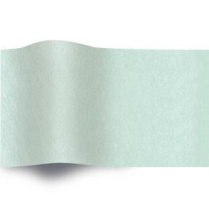 Levering uit voorraad Vloeipapier 50x76cm Cool Mint