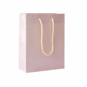 Levering uit voorraad 10x cadeautasjes Roze A5