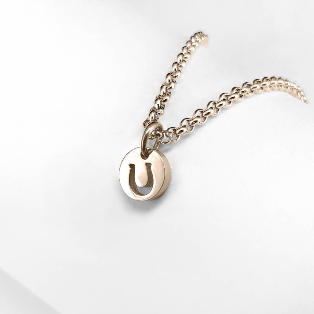 Mini pendant horseshoe