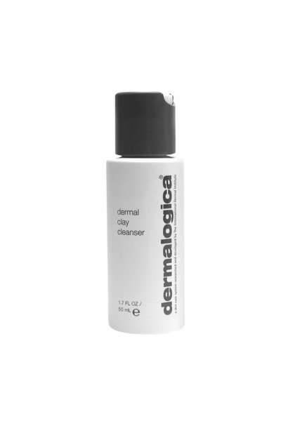 Dermal Clay Cleanser Travel - 50ml