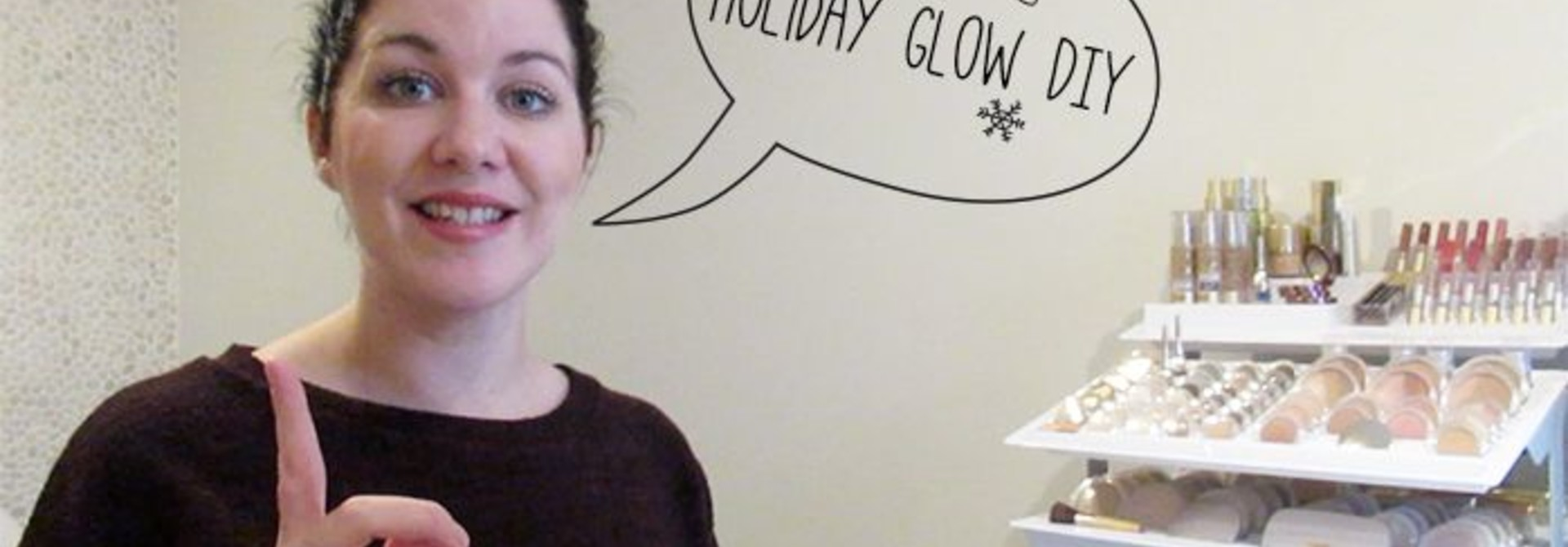 ✨SKINVLOG #7: Holiday Glow DIY✨