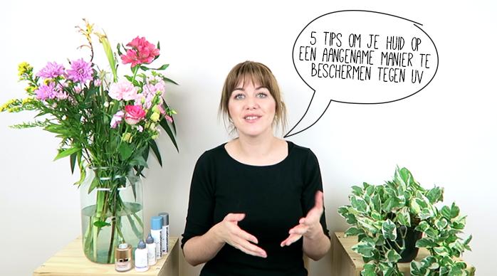 ✨SKINVLOG #16: 5 tips om je huid op een aangename manier te beschermen tegen UV✨