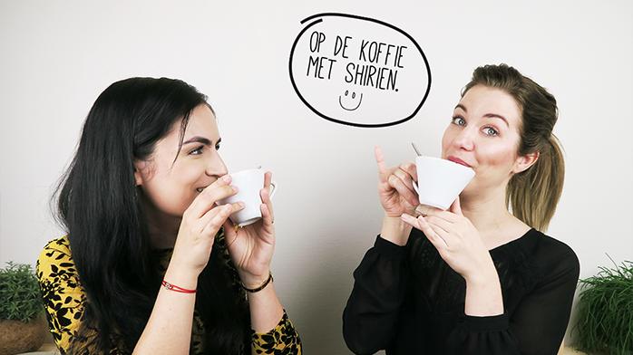 ✨SKINVLOG #19: Op de koffie met Shirien.✨