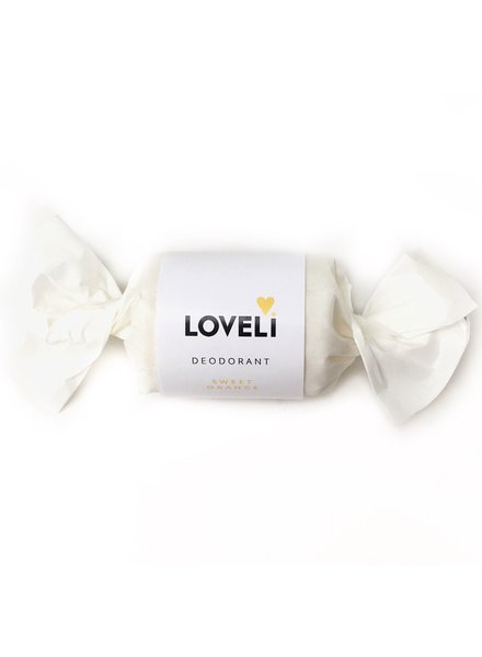 Loveli Refill voor kleine deo - Sweet Orange 30ml