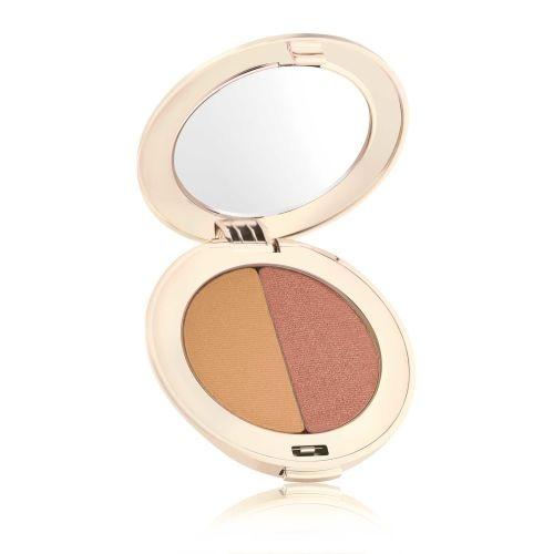 PurePressed Eye Shadow Duo - Golden Peach-1