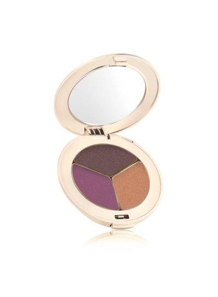 jane iredale PurePressed Eye Shadow Triple - Ravishing