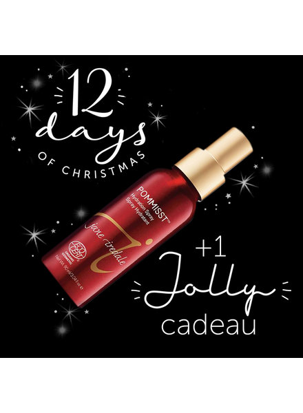 jane iredale Day 9: HOLLY HUGS FOR WINTRY SKIN