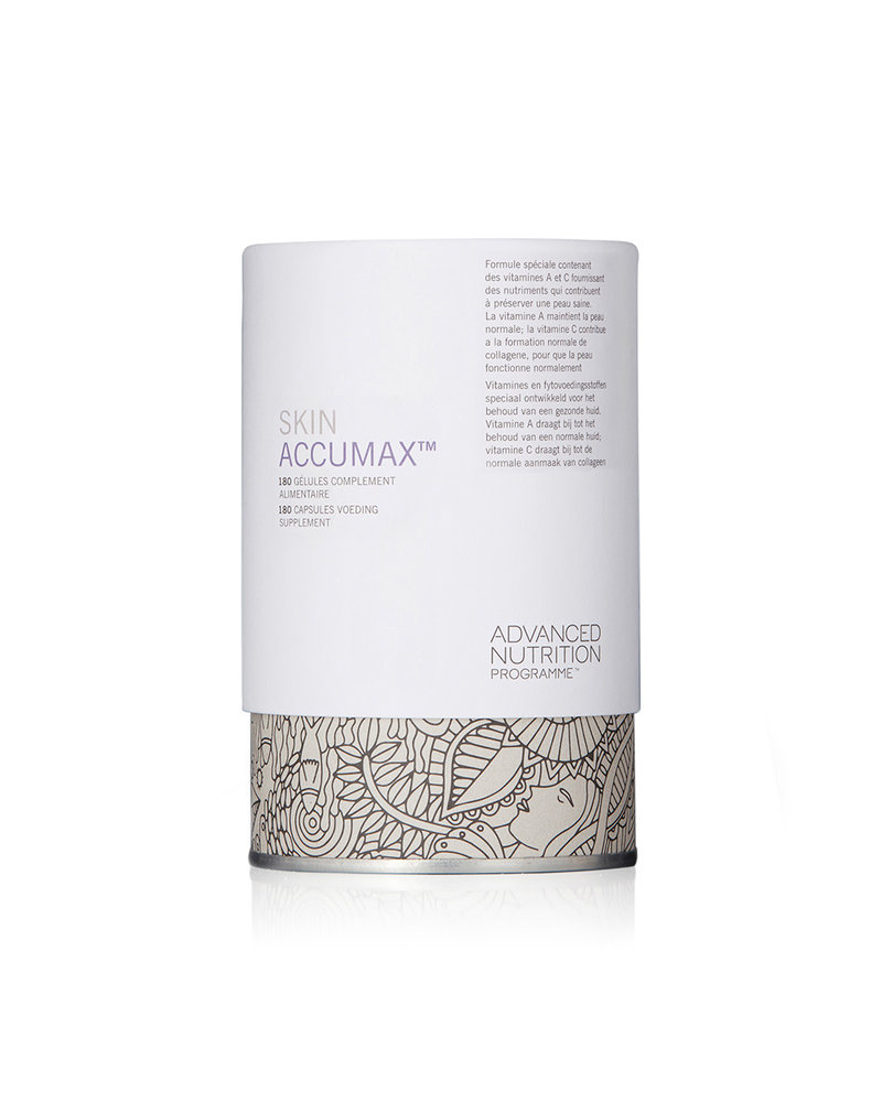 Advanced Nutrition Programme SKIN Accumax Supersize - 180 caps