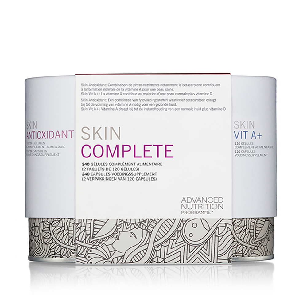 SKIN Complete - 2x120 caps (voordeelverpakking)-1