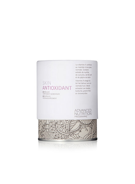 Advanced Nutrition Programme SKIN Antioxidant - 120 caps