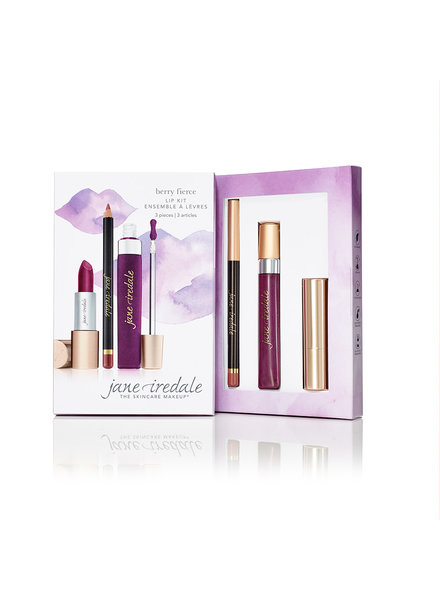 jane iredale LIP KIT - Berry Fierce