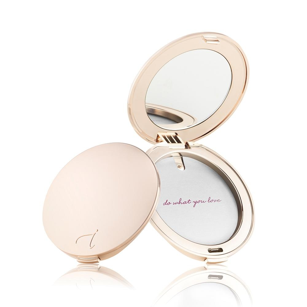 Refillable Compact - Rose Gold-1