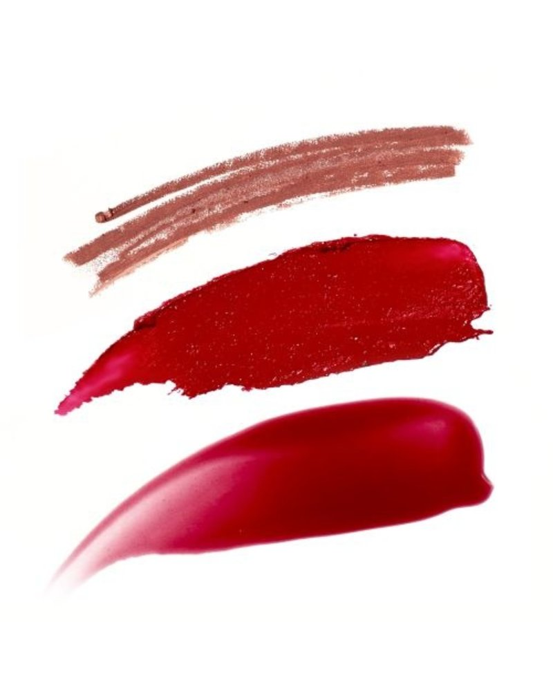 jane iredale LIP KIT - Red Hot