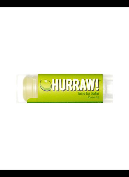 Hurraw!Balms Lime Lipbalm