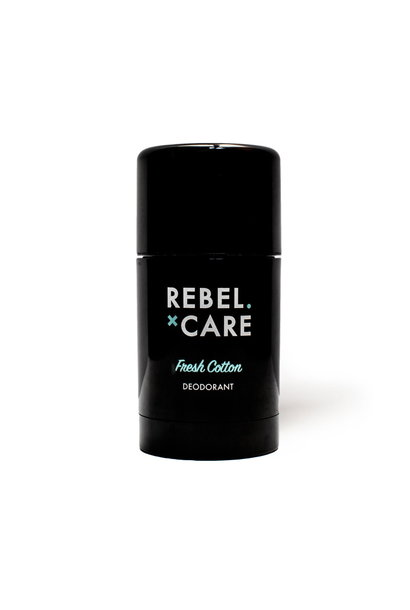 Deodorant Rebel Nature Fresh Cotton XL - 75ml