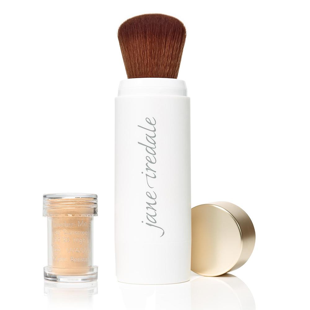 Nieuw! Powder-Me SPF30 - TANNED (incl. brush & 2 refills)-1
