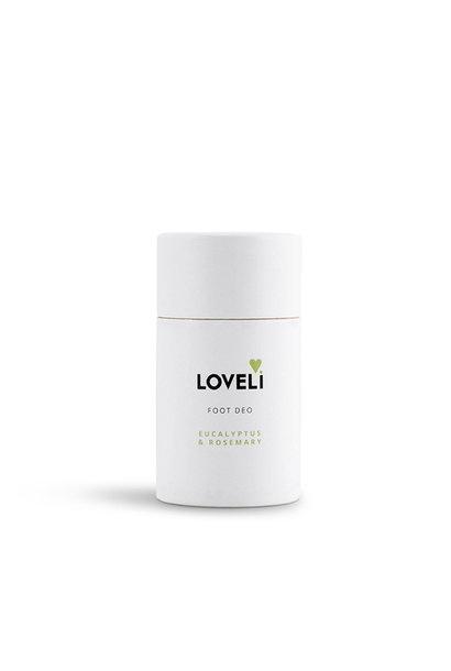 Loveli Foot Deo - 60gr