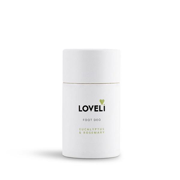 Loveli Foot Deo - 60gr-1