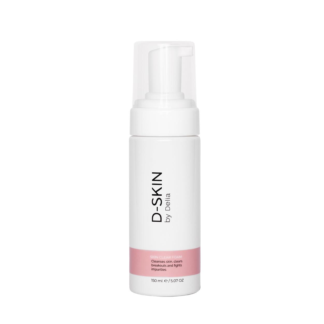 Skin Clear Foam - 200ml-1