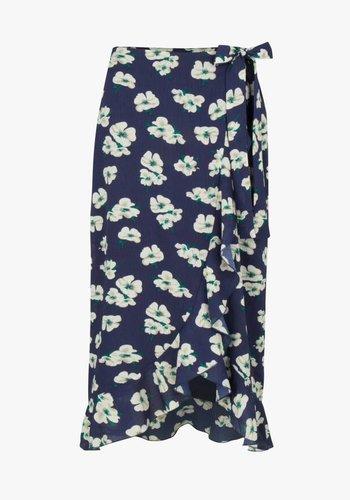 Skirt Maxi Ruffles