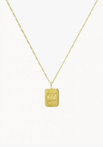 Bae Necklace - Gold