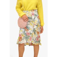 Louise Ruffle Skirt