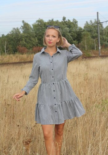 Checkered Picnic Dress