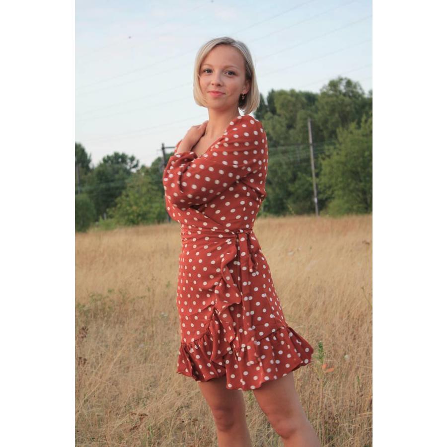 Sue Polka Dot Dress