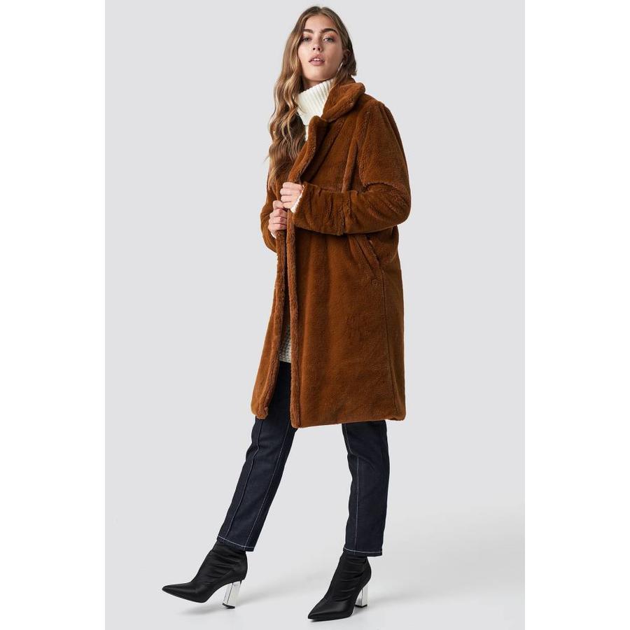 Luna Teddy Coat
