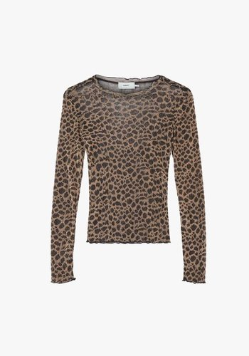 Markhild Leopard Top