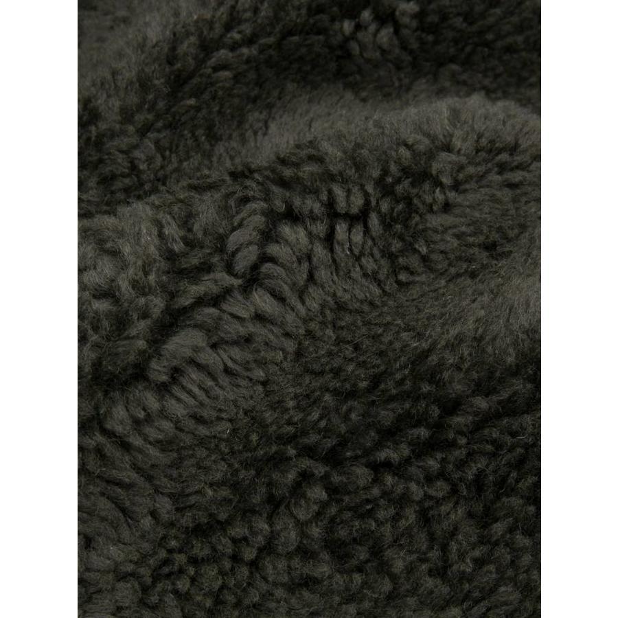 Abigail Teddy Coat Khaki