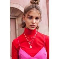 Self Love Club Necklace Silver