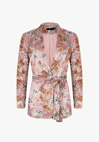 Grace Flower Pink Jacket