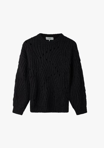 Fiolina Jumper Black