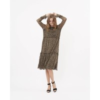 Maxima Leopard Dress