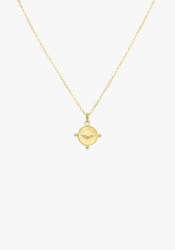 Amulet Necklace - Gold