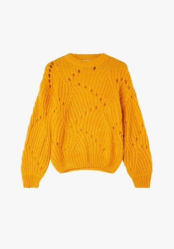 Fiolina Jumper Sunflower