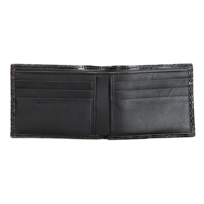 Bifold wallet  High quality Lizard - Handmade