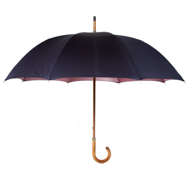 Classic  Umbrella, Wooden Handle  Manual Opening