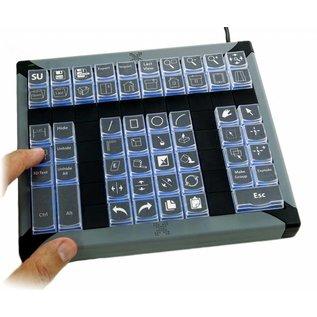 P.I. Engineering X-keys XK-60 USB