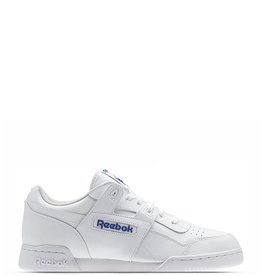 REEBOK WORKOUT PLUS WHITE ROYAL