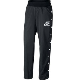 NIKE NSW PANT SNAP ARCHIVE WMNS BLACK/WHITE