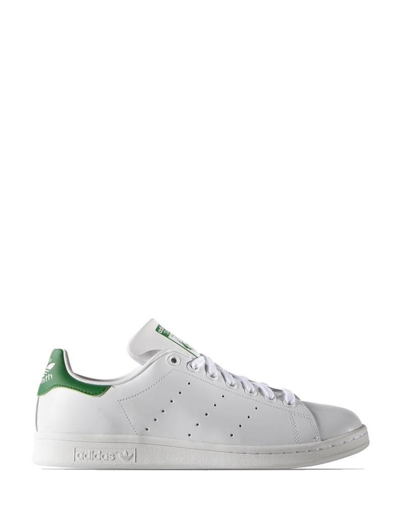 ADIDAS STAN SMITH WHITE/GREEN